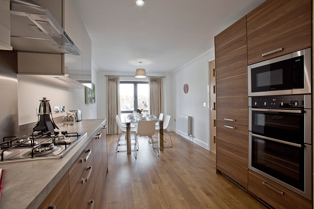Kitchen - Rent a townhouse in Aberdeen - Forbes
