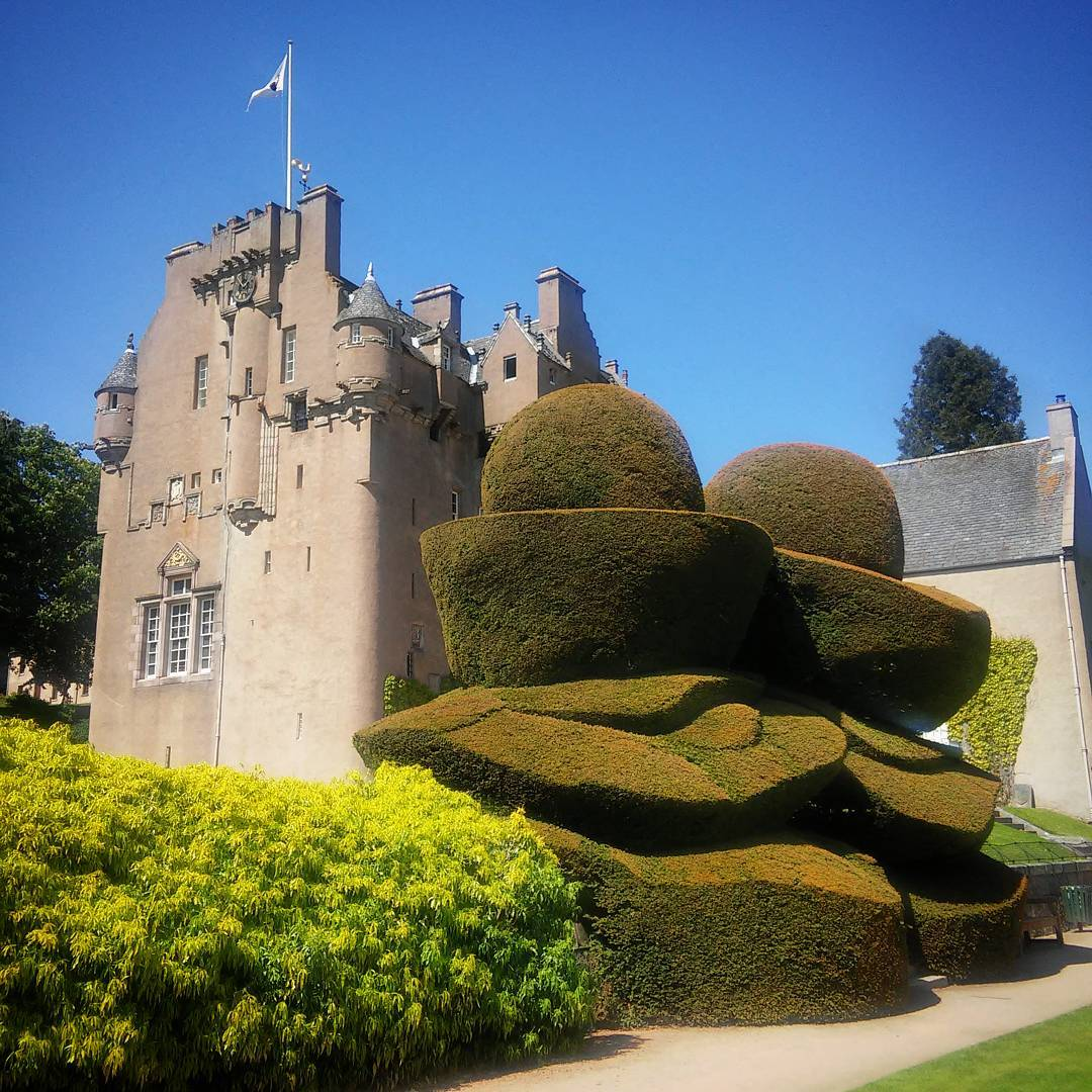Whats on in July - Exclusively Highlands at Crathes Castle